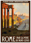 VINTAGE TRAVEL POSTERS WALL ART PRINTS A2 / A3 / A4