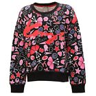 2571V felpa bimba KENZO KIDS CESARINE multicolor sweatshirt girl kid