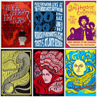The Best Vintage Psychedelic 1960s Concert Posters / Flyers. Pink Floyd