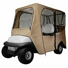 Classic Accessories Fairway Golf Cart Deluxe Enclosure with Carrying Duffle Bag