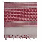"Shemagh Kafiya 100% Cotton Traditional Desert Head-Ware Arab Head Scarf, 42""x42"""