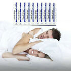 50-100PCS Breathe Right Clear Nasal Strips For Anti Snoring Devices Transparent