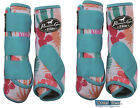 Professionals Choice Ventech Elite Horse 4 Pack SMB Medicine Boots Mojave