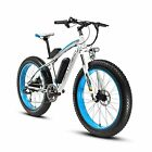 Electric Bike  500W 48V EBike Beach Snow Bicycle 7 Gears Cycling 4.0 Fat Tire