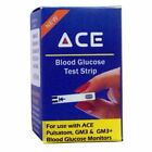 Test Strips for ACE/ GM3+ Glucometer
