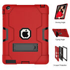 Full Body ShockProof Stand Case Cover for iPad 9.7 Mini 1 2 3 4 Air 1st Pro -16