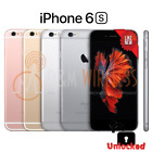 NEW Apple iPhone 6S 16GB 32GB 64GB 128GB A1633, Factory Unlocked All Colors