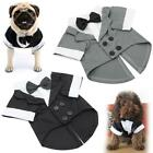 Pet Dog Fashion Formal Bow Tie Clothes Suit Puppy Wedding Party Pet Costumes Kit