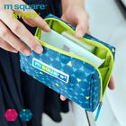 M Square Sanitary Towel Napkin Pad tampon Purse Holder Case Bag Organizer pouch