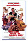 65639 The Man with the Golden Gun Movie Roger Moore Wall Print Poster Affiche $13.39 CAD on eBay