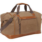 Bellino Tahoe Canvas Duffle 2 Colors Travel Duffel NEW