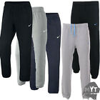 New Mens Nike Fleece Joggers, Trousers Jogging Pant, Tracksuit Bottoms -S,M,L,XL