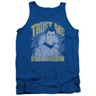 Star Trek McCoy TRUST ME I'M A DOCTOR Licensed Adult Tank Top All Sizes on eBay
