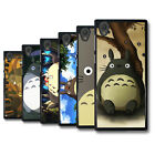 PIN-1 Anime My Neighbor Totoro Solid Phone Case Cover Skin for Sony HTC