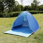 3-Person Camping Hiking Tent Contrast Color Dome Tent Dual Layer FF