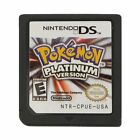 Hot Pokemon Platinum + Pearl + Diamond Game Card For Nintendo 3DS NDSi NDS Lite