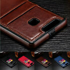 Leather Wallet Credit Card Slot Soft Case Cover For Huawei Honor 7 P8 P9 Lite