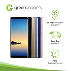 Samsung Galaxy Note 8 N950f 64gb Black Blue Gold Grey Unlocked Smartphone