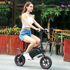 Fat Tire Folding Electric Mountain Bike Lithium Battery Bicycle 48V 5000W 8Ah