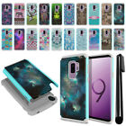 "For Samsung Galaxy S9 Plus / S9+ 6.2"" Hybrid Bumper Shockproof Case Cover + Pen"