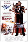65803 Octopussy Movie Roger Moore, Maud Adams Wall Print Poster AU $7.95 AUD on eBay