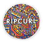 Rip Curl Chicama Round Towel in White