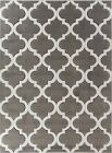 Contemporary GRAY Platinium Collection Area Rug by Benissimo Soft, Durable !!