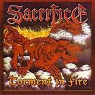 SACRIFICE - Torment In Fire - CD - **Mint Condition** - RARE