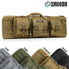 "SAVIOR EQUIP Tactical Double Rifle Bag Gun Range Padded Soft Case 36"" 42"" 46"" 55"
