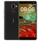 Nokia 7 Plus Smartphone Android 8.0 Snapdragon 660 Octa Core WIFI GPS Touch ID
