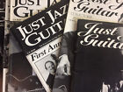 Just Jazz Guitar Magazine, Individual Issues Between 2006 - 2009