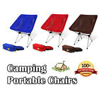 US Portable Lightweight Folding Camping Chair Backpacking Hiking Picnic