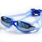 Clear Comfortable Swimming Goggles with UV- Anti-Fog Lenses for Men&Women