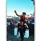 64458 New Dolan Twins Rap Music Group Band Stars Decor Wall Print Poster