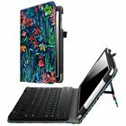 "For Samsung Galaxy Tab E 9.6 / 8.0"" Tablet Case Stand Cover + Bluetooth Keyboard"