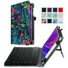 "Внешний вид - For Samsung Galaxy Tab E 9.6 / 8.0"" Tablet Case Stand Cover + Bluetooth Keyboard"