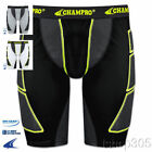 Внешний вид - Champro Mens Adult Baseball Softball Sliding Shorts BPS12 (Black, Grey or White)