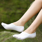 12 Pairs Women Loafer Boat Cotton Non-Slip Invisible Low Cut No Show Sock
