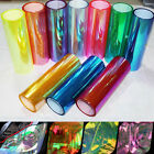 Chameleon Neo Chrome All Colors Headlight Fog Light Taillight Vinyl Tint Film US