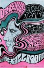 Psychedelic 1960s Concert Posters / Flyers. Pink Floyd Hendrix Filmore
