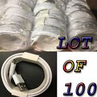 100 X 6Ft Extra Long Micro USB Charger Cable For Samsung Galaxy S4 S6 S7 S8 Note