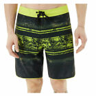 OAKLEY TEMPLES 19'' BOARDSHORTS BLACKOUT SS 2018 COSTUME NEW 30 32 34 36 SURF S