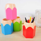New Stationery Container Fashion Makeup Brush Pen Pencil Pot Holder Organizer