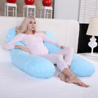 Total Body Pillow Pregnancy Maternity Support Cushion Sleep image