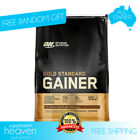 Optimum Nutrition Gold Standard Gainer 10lb Bag Lean Mass Gainer Protein Powder