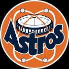 Houston Astros Retro Circle LOGO Vinyl Decal / Sticker 5 Sizes!!! on Ebay