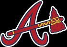 Atlanta Braves A logo Vinyl Decal / Sticker 5 Sizes!!!