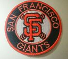 San Francisco Giants Iron On Patch Choice of Style Free Ship in Envelope Mail