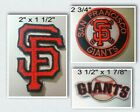 San Francisco Giants Iron On Patch Choice of Style Free Ship in Envelope Mail on Ebay