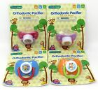Baby Years Orthodontic Pacifier Soft Silicone BPA Free PHTHALATE Safe NEW